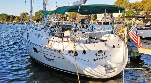 """Beneteau Oceanis 351 Beneteau 351 """"Pearl"""""""