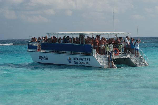 Corinthian Catamaran Snorkel
