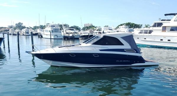 Regal 35 Sport Coupe Patrician IV
