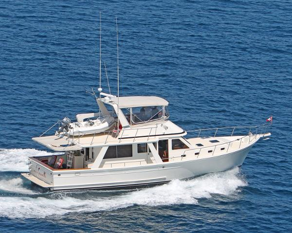 Offshore Yachts 48