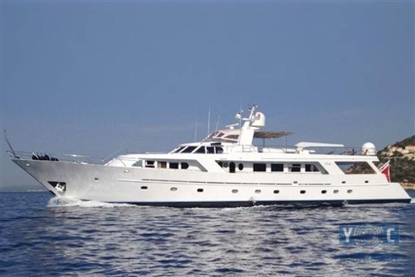 Benetti 115 Trawler 001