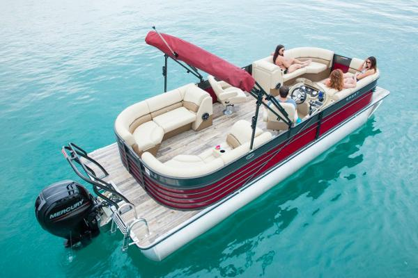 Crest Pontoon Boats III 250 SLC