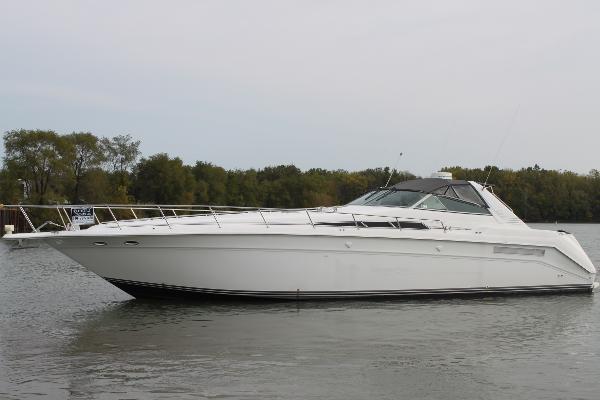 Sea Ray 480 Sundancer SISTER SHIP