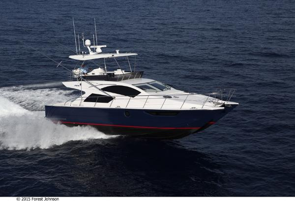 Mares 45 Yacht Fish Mares Power Catamaran