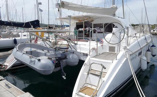Nautitech 40  Catamaran Nautitech 40 for sale in Greece