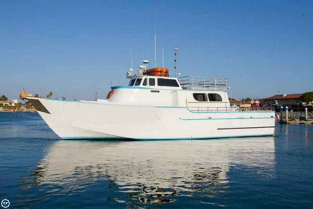 Custom-craft 65 Commercial Sportfisher 1967 Custom 65 Commercial Sportfisher for sale in Ventura, CA
