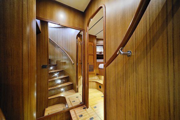 Adagio Europa 51.5 LBC Interior