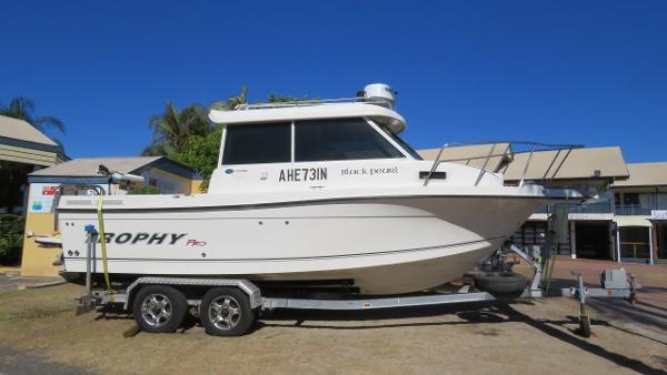 Bayliner 7.5 Trophy