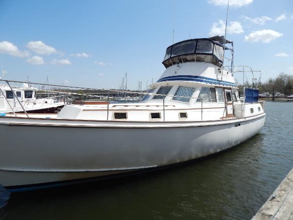 Gulfstar 43 Trawler