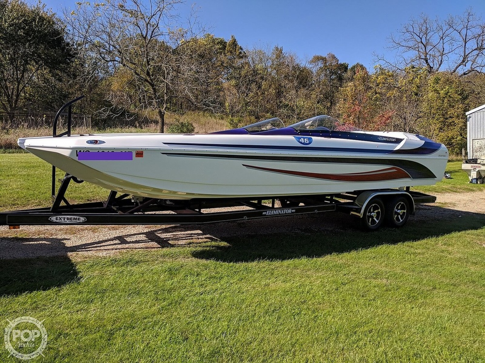 Eliminator Boats 26 Daytona 2005 Eliminator 26 Daytona for sale in Blue Mounds, WI