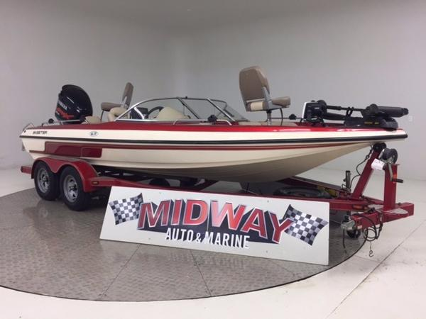 Used skeeter ski and fish boats for sale for Fish and ski boats for sale