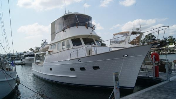 Grand Banks Alaskan 53 Pilothouse