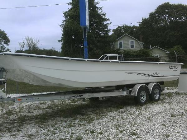 Carolina Skiff 2790 WIDE BODY