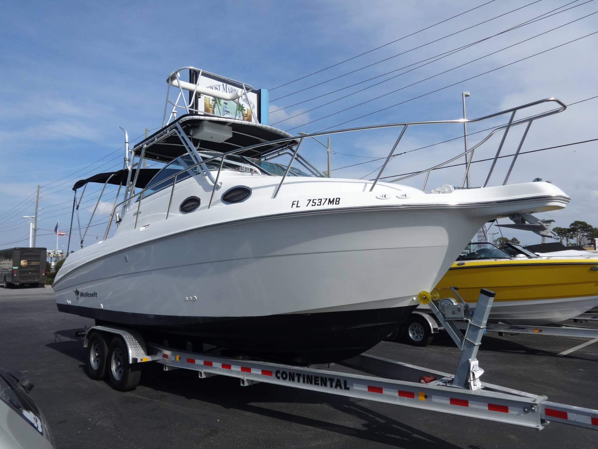 Wellcraft 270 Coastal