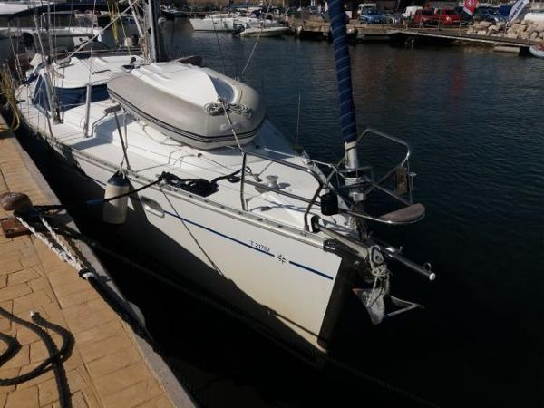 Jeanneau Sun Odyssey 43 DS-deck saloon