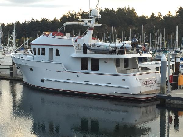 Northern Marine Raised Pilothouse Trawler