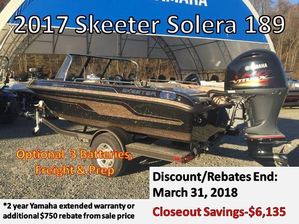 Skeeter Solera 189