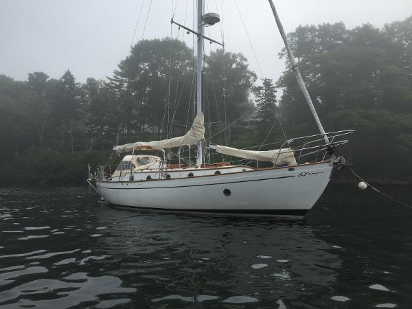 Rafiki 37 Starboard hull