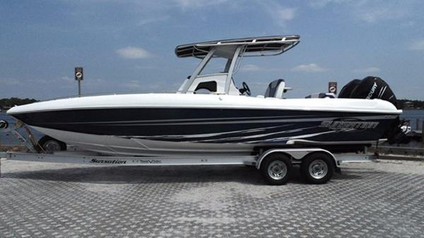 Sunsation Powerboats 29 CCX