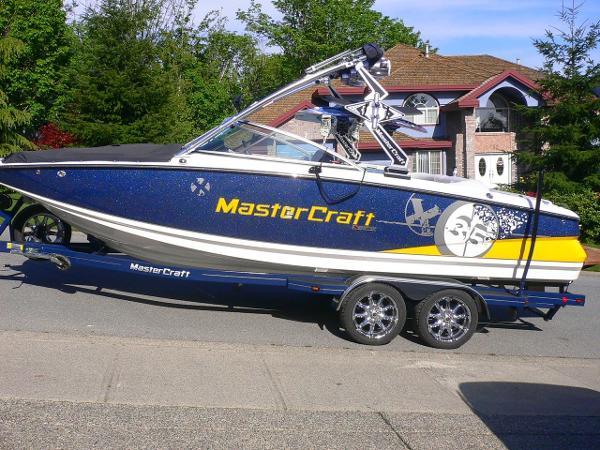 Mastercraft X35