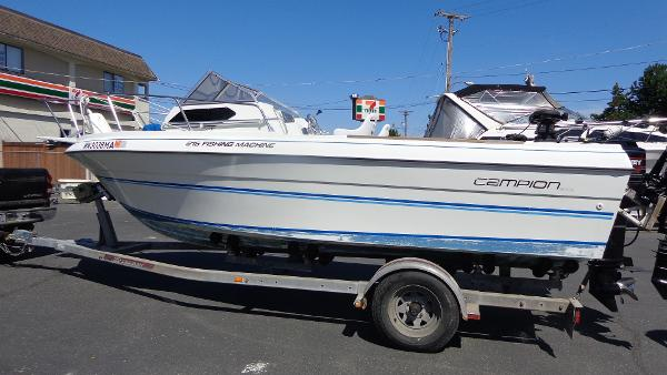 Campion 215 Fishing Machine