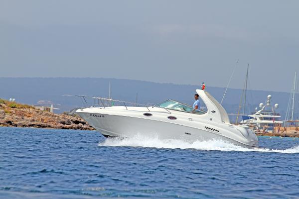 Sea Ray Sun Sport 280 DA (315)