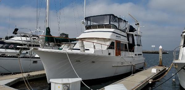 Hershine 48 Yacht Fish