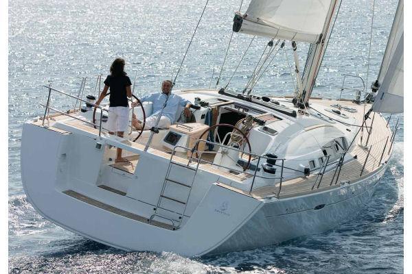 Beneteau Oceanis 54 Manufacturer Provided Image