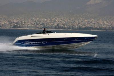 Performance 1107 Performance 1107 - Open Motor Yacht
