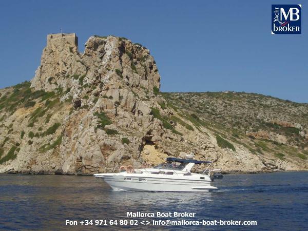 Sealine 328 Sovereign Gelegenheit! Sealine 328 Sovereign (1990) in Spanien/Mallorca