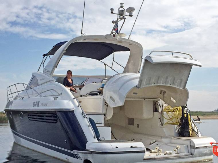 Fairline Boats FAIRLINE 43 TARGA