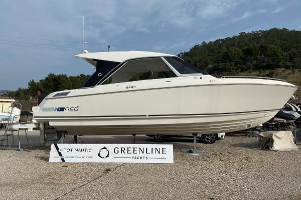 Greenline NEO Hard Top