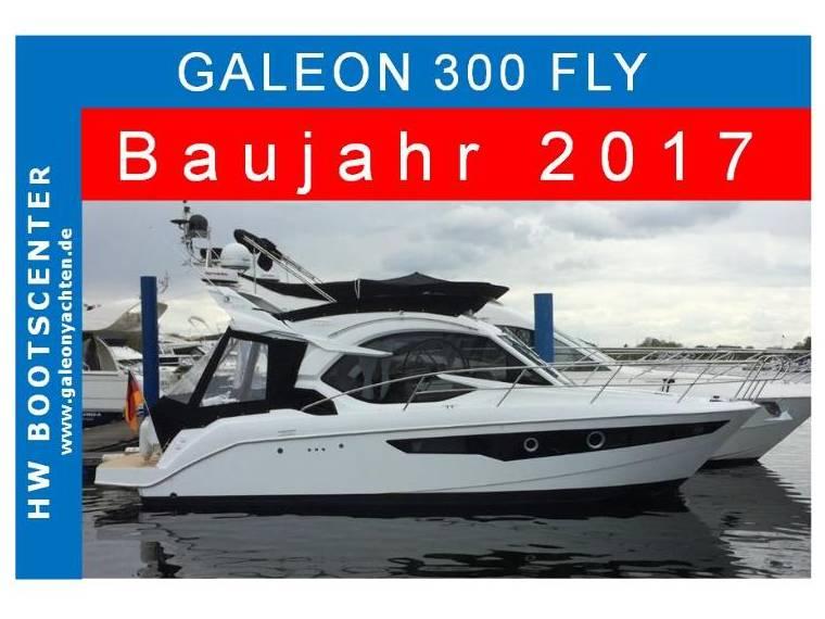 Galeon Galeon  300 FLY NEUWERTIG