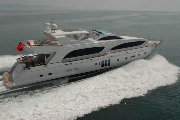 Bilgin Motor Yacht (JFR)