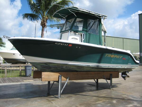 Bayliner 21 Trophy