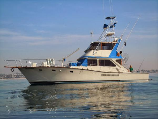 Pacifica Long range sportfisherman