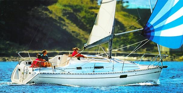 Beneteau Oceanis 281 Manufacturer Provided Image: Oceanis 281