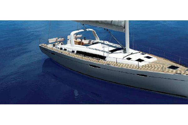 Beneteau Oceanis 50 Manufacturer Provided Image