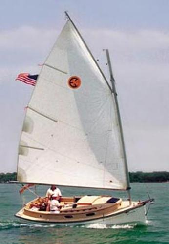 Com-Pac Horizon Cat Horizon  Cat under sail