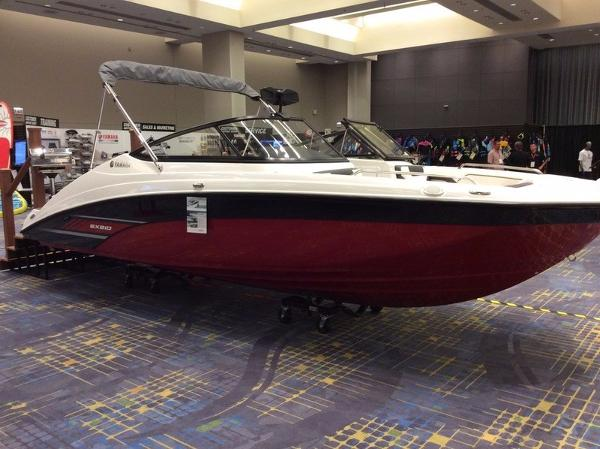 Yamaha sx210 boats for sale in minnesota for Yamaha sx210 boat cover
