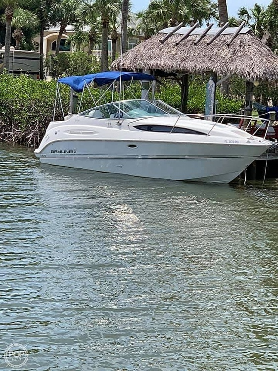 Bayliner 245 Sunbridge 2011 Bayliner 245 SB for sale in Naples, FL