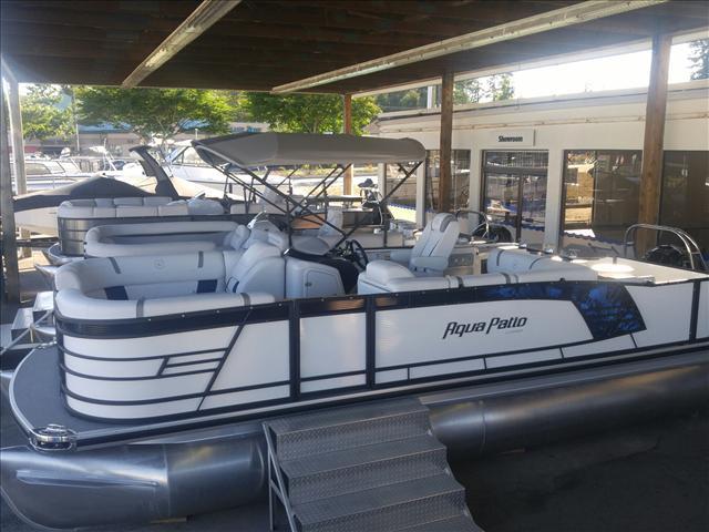 Aqua Patio AP 235 WB. Save This Boat