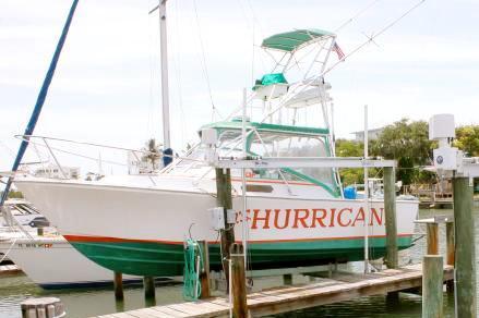 B.J.'s Hurricane