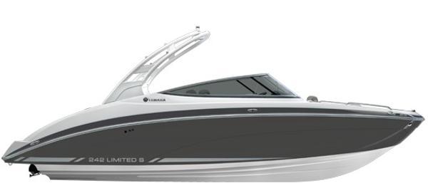 Yamaha Sport Boat 242 LTD S