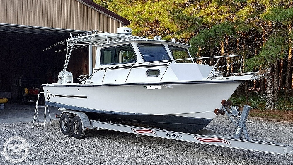 C - Hawk Boats 25 Sport Cabin 2006 C-Hawk 25 Sport Cabin for sale in Pocomoke City, MD
