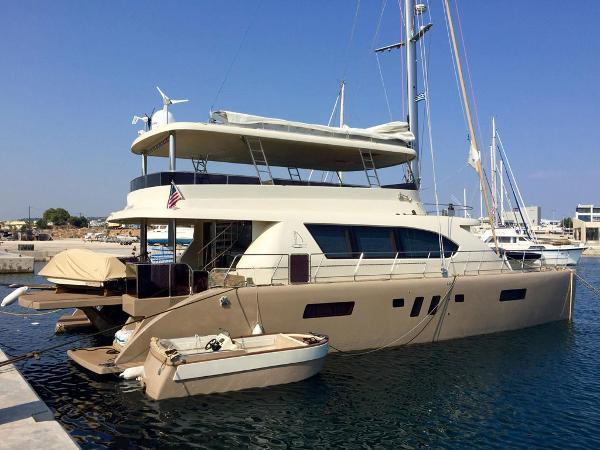 Custom NG Yachts - NG 66' Catamaran NG 66' CATAMARAN