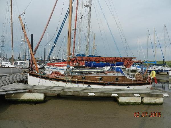 Classic Falmouth Quay Pilot
