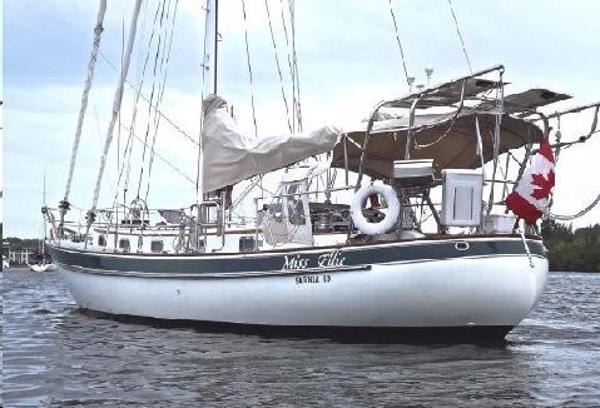 VALIANT - RESTORED 40' VALIANT CUTTER