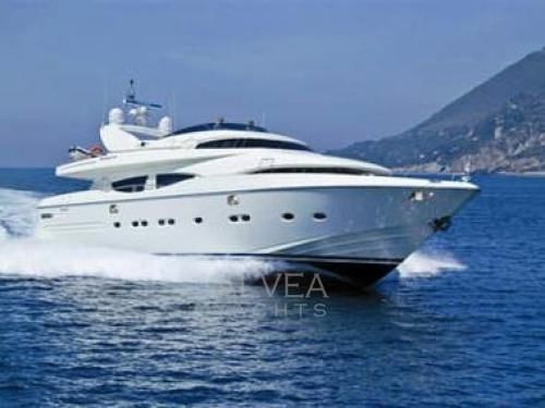 Posillipo Technema 95 Posillipo TECHNEMA 95s - Flybridge Motor Yacht