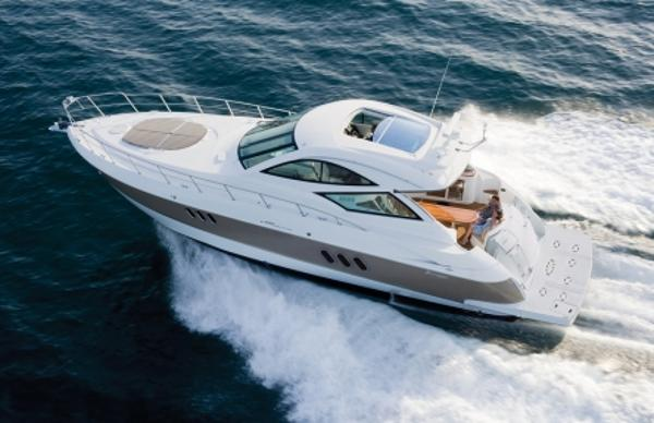 Cruisers Yachts 540 Sports Coupe Manufacturer Provided Image